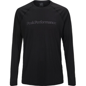 Peak Performance Gallos Co2 longsleeve Heren zwart